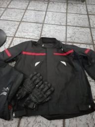 Jaqueta V1 luva e capa