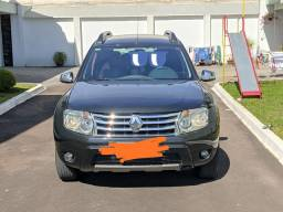 Duster 1.6 Dynamique 4x2  Manual 2015 segundo dono - banco couro