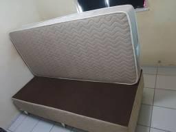 VENDO CAMA BOX ORTOBOM SOLTEIRO