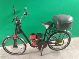 Bicicleta motorizada 4 T