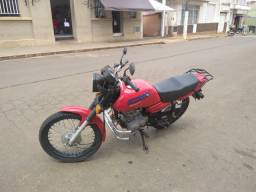 Moto Honda CG 125 Titan