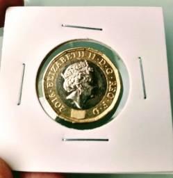 One Pound colecionável