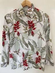 Camisa feminina Dzarm