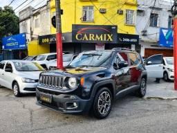 Jeep Renegade 1.8 Automatico Flex 2018!!! Novo demais Completo