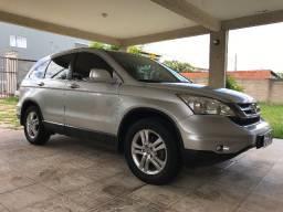 Honda CR-V prata EXL 2010/2010 Muito conservada!