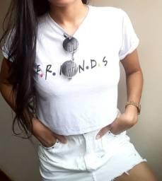 Cropped friends branco