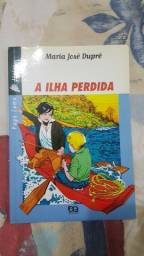 Livro - A Ilha Perdida