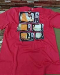 Camisas malhas semi peruanas