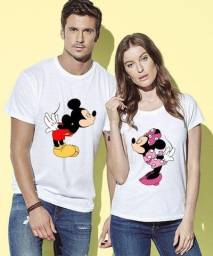 Conjunto de camisetas customizadas