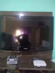 Ps1 e televisão led 42 polegadas samsung ler discrição