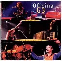 CD Oficina G3 Acústico - ao vivo