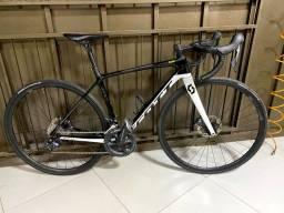 Bike speed addict scott disc carbono