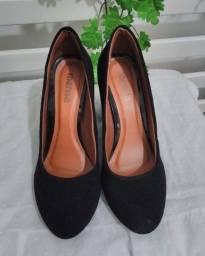Sapato Marisa Salto Quadrado