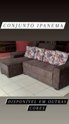 Lindo sofá a pronta entrega