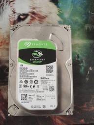 HD SEAGATE 1 TB   7200rpm