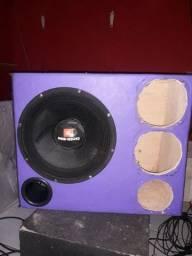 Caixa de som alto falante jbl