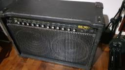 Amplificador de guitarra kute 205s
