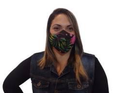 Mascara 3D Estampada