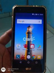 Celular LG K4/K7 (2017). Vendo ou troco