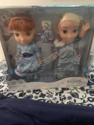 Frozen e Elsa importada fala e canta em inglês