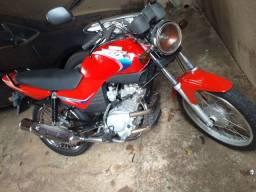 Vendo YBR Yamaha básica