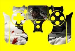Skin adesivo  personalizado para controle de PS4