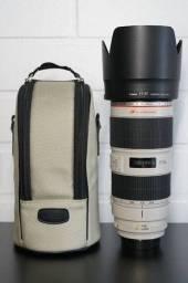 Lente Canon 70-200 L 2.8 USM