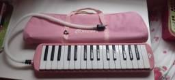 Escaleta (cor de rosa).