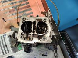 Carburador weber 460 cht alcool