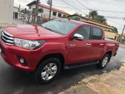 Toyota Hilux Srv ano 2017