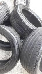 Vendo barato pra desocupar espesso,980 reais tudo 5 pneus bom