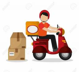 Serviço de entregas motoboy