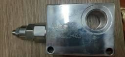 Regulador de pressão é válvula de retenção