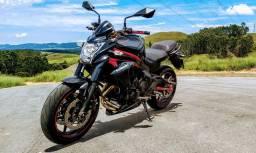 Moto Kawasaki Er6-N ABS