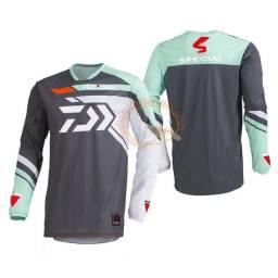 Camisa Daiwa GG Proteção UPF 50+ Pesca,Ciclismo,Motocross,MTB etc...