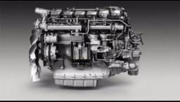 Motor Scania 470 ano 2008.