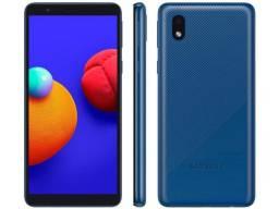 Smartphone Samsung Galaxy A01 Core 32GB Azul