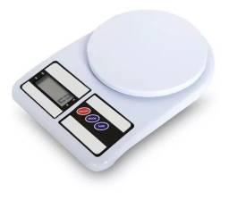 Balança Digital, Até 10kg, Cozinha Dieta Fitness E Nutrição.