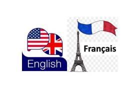 Aula particular de inglês e francês