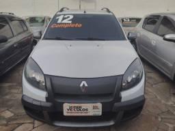 Renault / Sandero Stepway Rip Curl 2012 Lindo !!! Completo