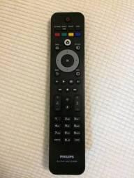 Controles Philips para DVD e BluRay