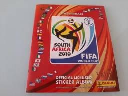 Álbum de figurinhas Completo Copa do Mundo 2010 África do Sul