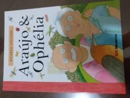 Livro paradidático Araújo e Ophelia
