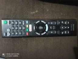 Controle de TV Sony bravia