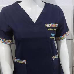 Uniforme hospitalar