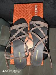 Sandália da sonho dos pés n. 34
