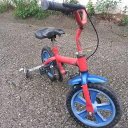 Bike infantil aro 12 usada