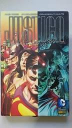 Justiça Edição definitiva HQs/quadrinhos/graphic novel