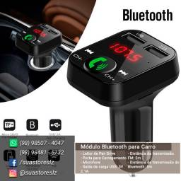 Módulo Bluetooth para Carro