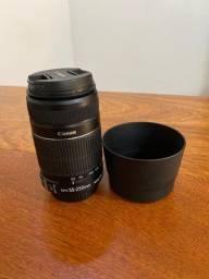Lente 55-200mm Af-s Nikkor 1:4 - 5.6g Ed